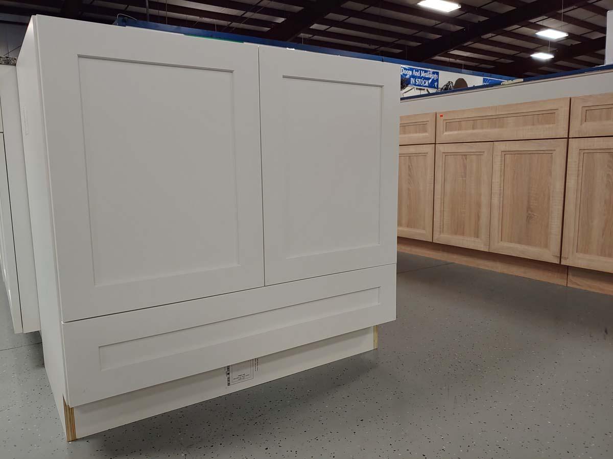 McKinley White Cabinets